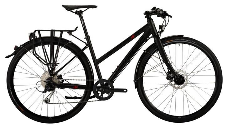 Urban-Bike Corratec SH Urban Lady 2017