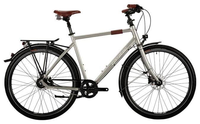 Citybike Corratec C 29er Trekking One Alfine 11s Gent 2017