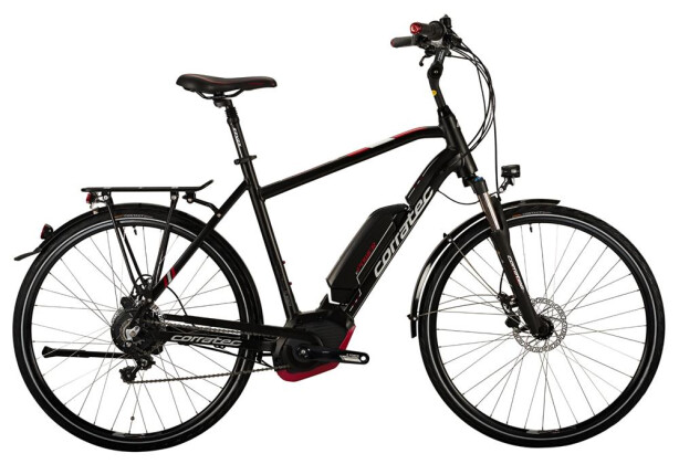E-Bike Corratec E-Power 28 Performance Nuvinci 500 Gent 2017