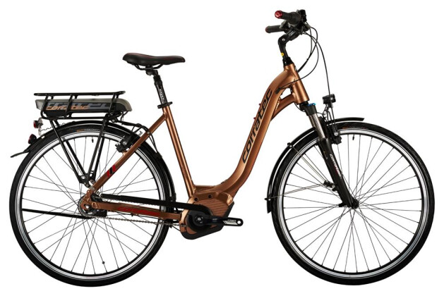 E-Bike Corratec E-Power 28 Activer 8s Coaster 400 Lady 2017