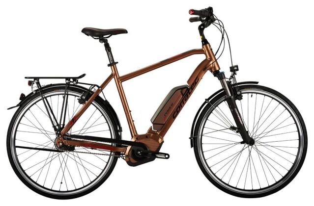 E-Bike Corratec E-Power 28 Activer 8s Coaster 400 Gent 2017