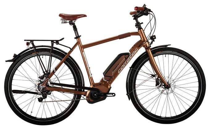 E-Bike Corratec E-Power C29 Trekking Performance 500 Gent 2017