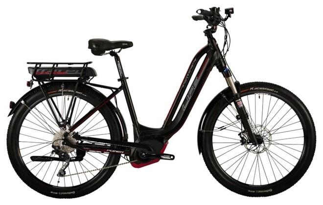 E-Bike Corratec corratec Life Performance 8s 500 2017
