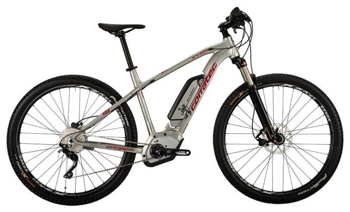 E-Bike Corratec E-Power X Vert 650B Plus Y 2017
