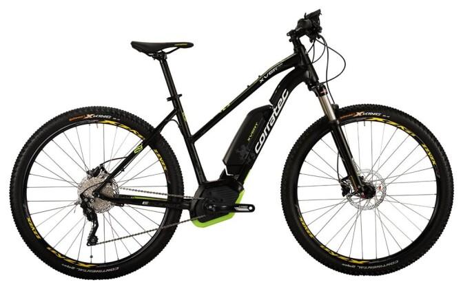 E-Bike Corratec E-Power X Vert 29 Performance Trapez 500 2017