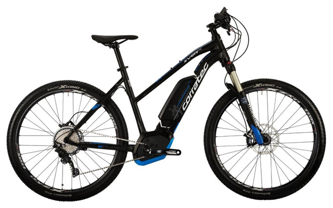 E-Bike Corratec E-Power X Vert 29 CX Trapez 500 2017