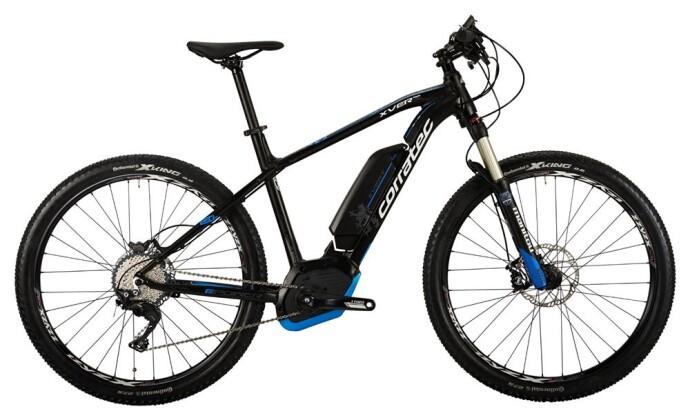 E-Bike Corratec E-Power X Vert 29 CX Gent 500 2017