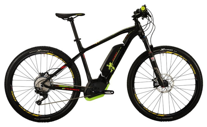 E-Bike Corratec E-Power X Vert 650B CX Gent 500 2017