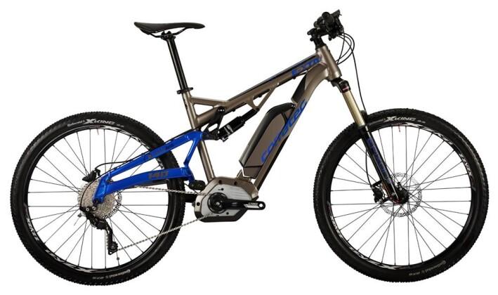 E-Bike Corratec E-XTB 10Hz Performance 45 2017