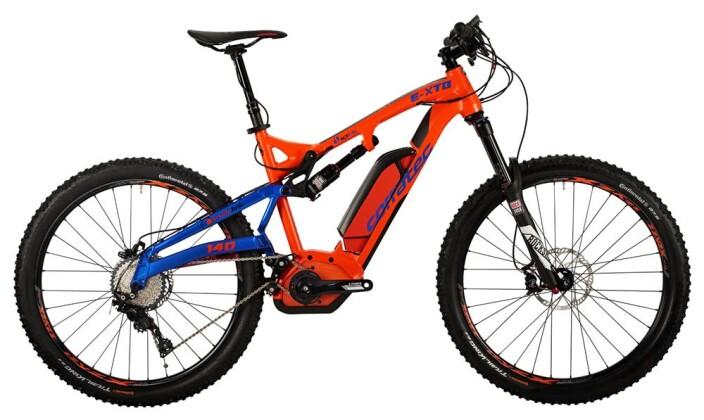 E-Bike Corratec E-XTB CX 500 2017