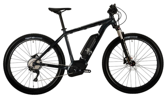 E-Bike Corratec E-Power X Vert 650B CX Prime Trapez 500 2017