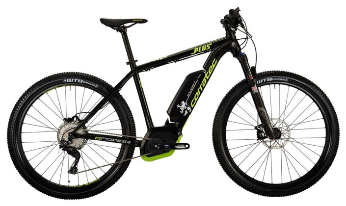 E-Bike Corratec E-Power X Vert 650B CX Prime Gent 500 2017