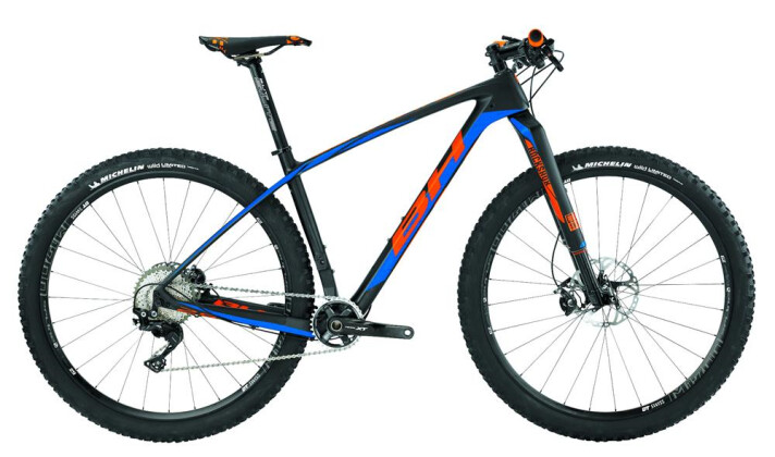 Mountainbike BH Bikes ULTIMATE RC29 RS1 2017