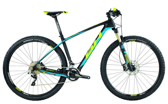 Mountainbike BH Bikes ULTIMATE RC29 RS30S 2017