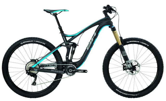 Mountainbike BH Bikes LYNX 6 27,5 CARBON FOX 2017