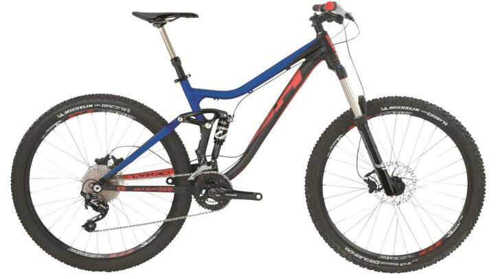 Mountainbike BH Bikes LYNX 6 27,5 ALU AION 2017