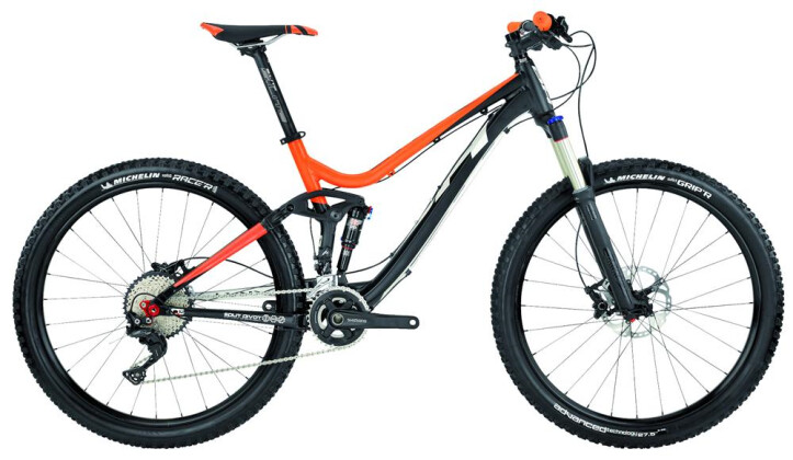 Mountainbike BH Bikes LYNX 4.8 27,5 ALU RECON 22SP 2017