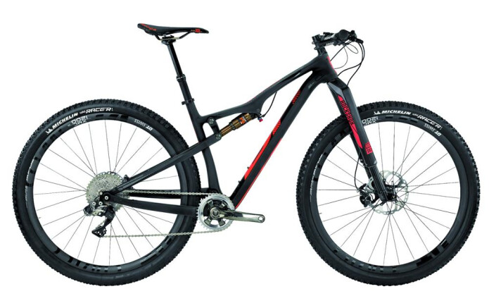Mountainbike BH Bikes LYNX RACE CARBON RS1 DI2 2017