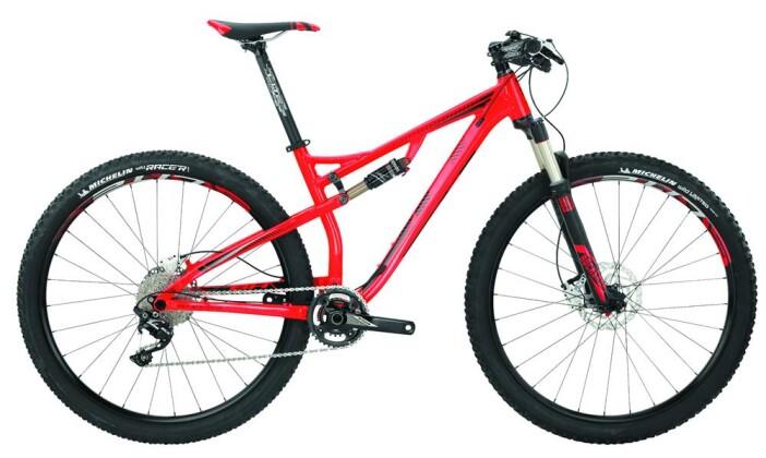 Mountainbike BH Bikes LYNX RACE ALU RECON SILVER 2017