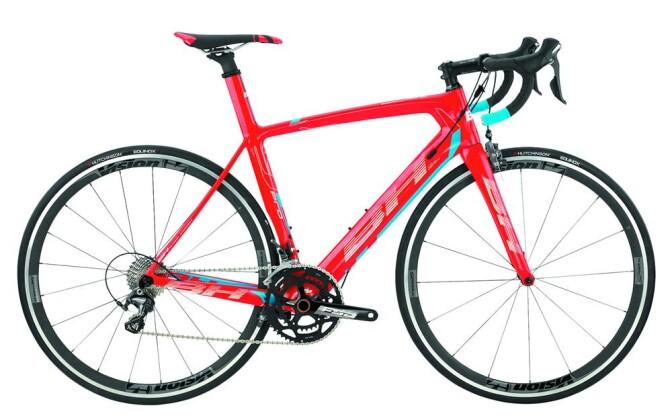 Rennrad BH Bikes G6 PRO ULTEGRA 2017