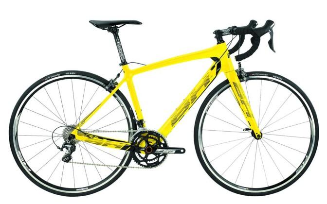 Rennrad BH Bikes QUARTZ ULTEGRA 2017