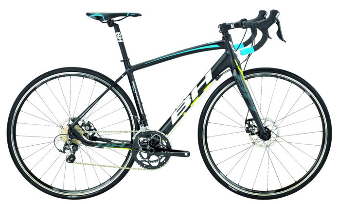 Rennrad BH Bikes SPHENE DISC TIAGRA 2017
