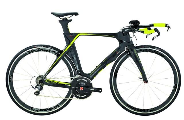 Rennrad BH Bikes AEROLIGHT ULTEGRA 2017