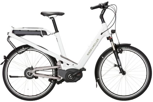 E-Bike Riese und Müller Culture nuvinci 2017
