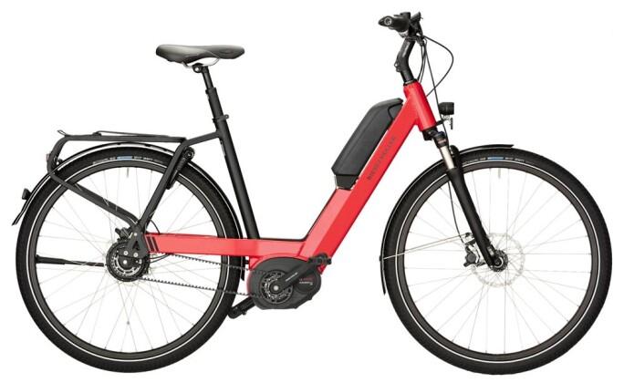 E-Bike Riese und Müller Nevo nuvinci 2017