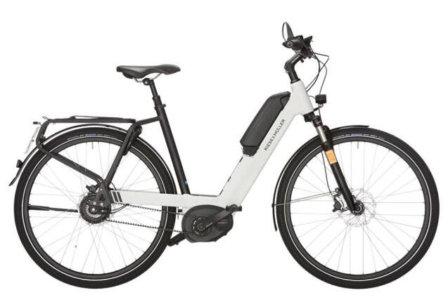 E-Bike Riese und Müller Nevo nuvinci HS 2017