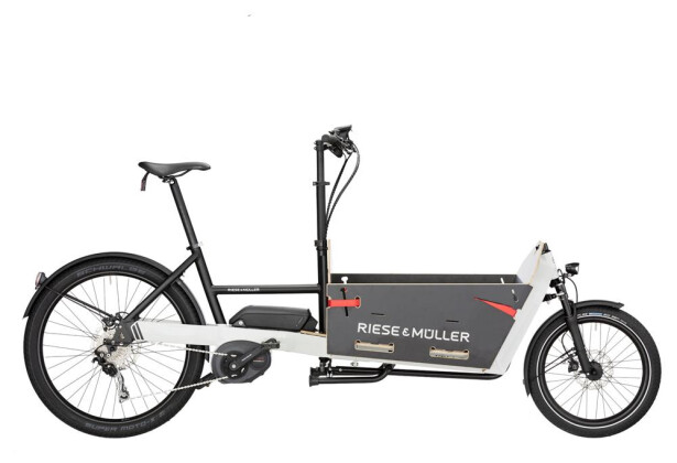 E-Bike Riese und Müller Packster touring 60 2017