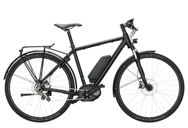 E-Bike Riese und Müller Roadster city 2017