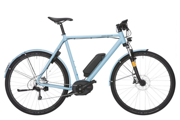 E-Bike Riese und Müller Roadster touring HS 2017