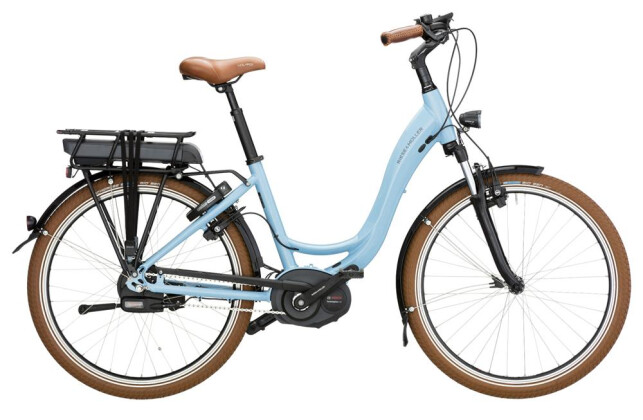 E-Bike Riese und Müller Swing automatic 2017