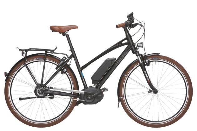 E-Bike Riese und Müller Cruiser nuvinci 2017