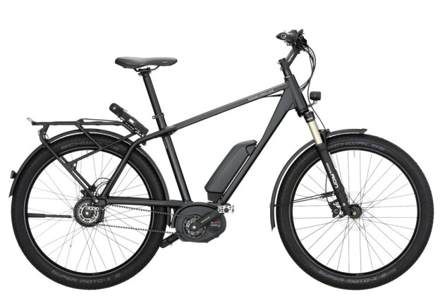 E-Bike Riese und Müller Charger GH nuvinci 2017