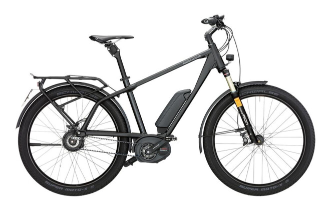E-Bike Riese und Müller Charger GT nuvinci HS 2017