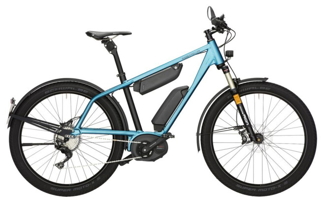E-Bike Riese und Müller Charger GT touring HS 2017