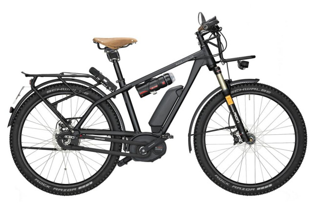 E-Bike Riese und Müller Charger GX rohloff HS 2017
