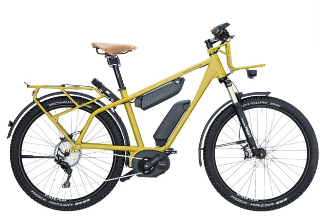 E-Bike Riese und Müller Charger GX touring 2017