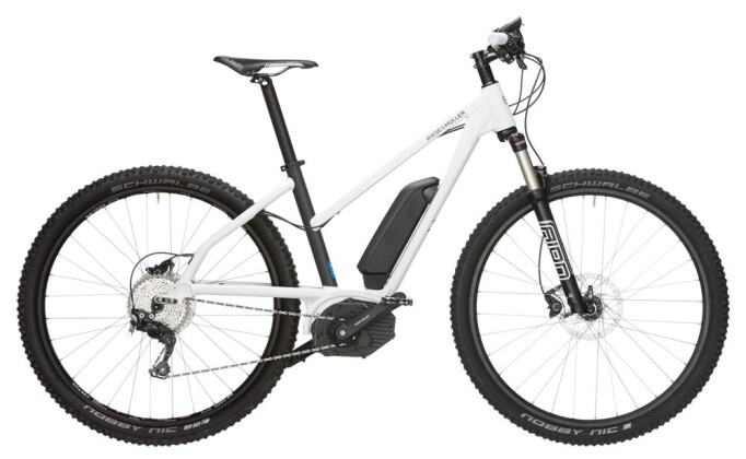 E-Bike Riese und Müller Charger mountain 2017