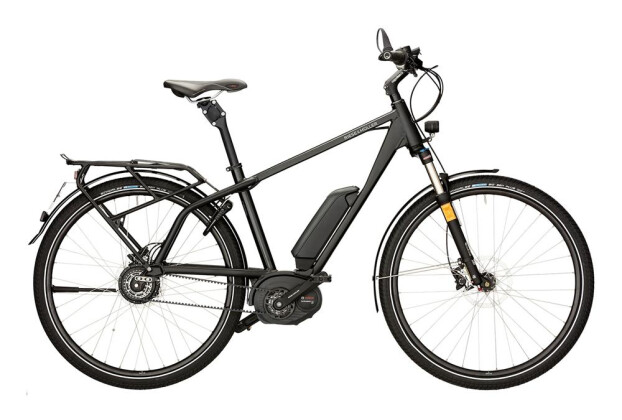 E-Bike Riese und Müller Charger nuvinci HS 2017