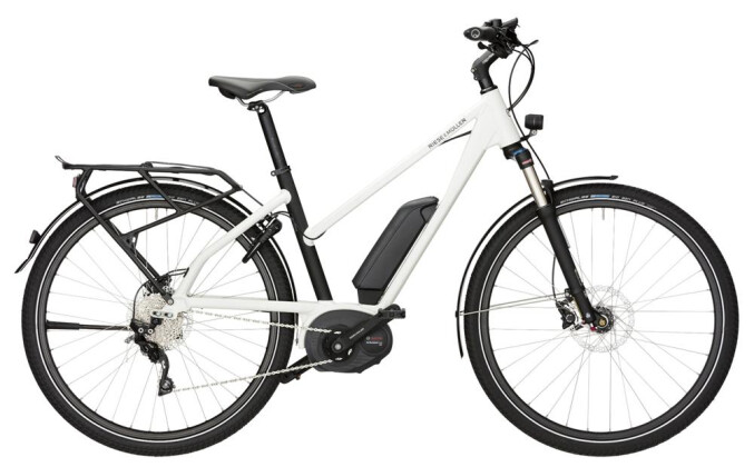E-Bike Riese und Müller Charger touring 2017