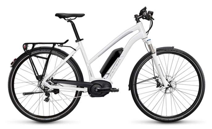 E-Bike FLYER TS-Serie 2017