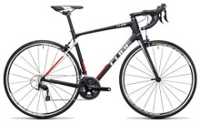 Rennrad Cube Attain GTC carbon´n´red