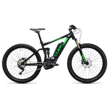 Cube Stereo Hybrid 120 HPA Race 500 27.5+