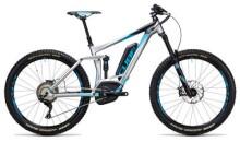 E-Bike Cube Stereo Hybrid 160 HPA Race 500 27.5 metal´n´blue