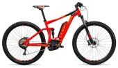 E-Bike Cube Stereo Hybrid 120 HPA Race 500 red´n´flashorange