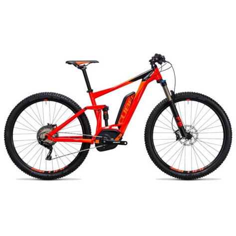 Cube Stereo Hybrid 120 HPA Race 500