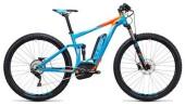 E-Bike Cube Stereo Hybrid 120 HPA Pro 400 blue´n´flashorange